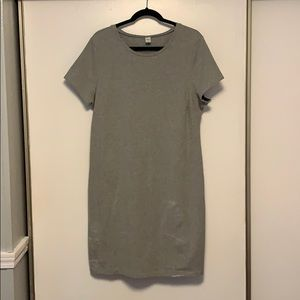 Grey T-Shirt dress - Old Navy